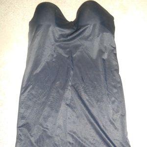 Flexees Bra Shapewear Body Slip